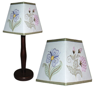 Floriani Signature Collection Floral Shadow Works