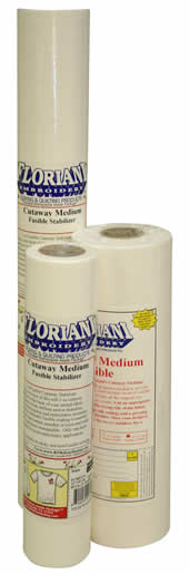 floriani cutaway fusible stabilizer