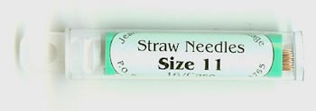 Foxglove Cottage Straw Needle Size 11