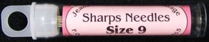 Foxglove Cottage Sharps Size 9