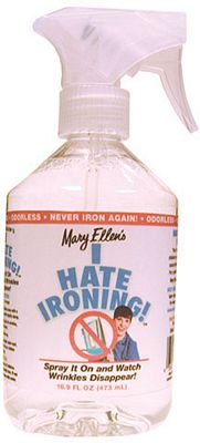 I Hate Ironing from Mary Ellen Products