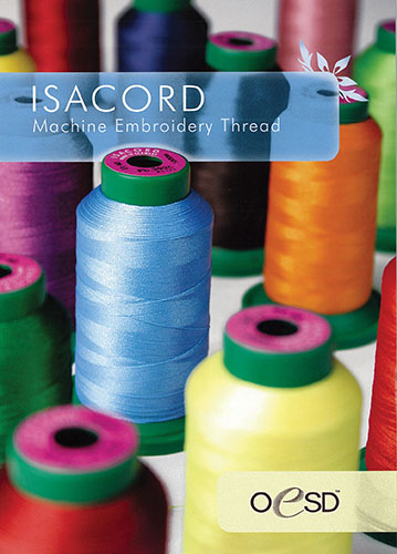 Isacord Thread