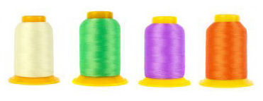Wonderfil SoftLoc Woolly Polyester Thread