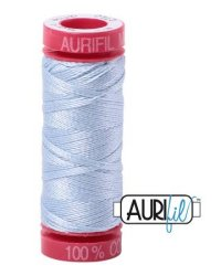 Aurifil Thread 12 Weight Cotton Quilting