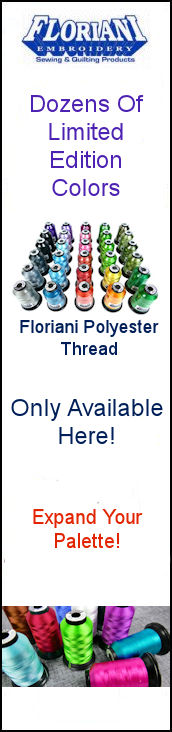 Floriani Limited Edition Colors