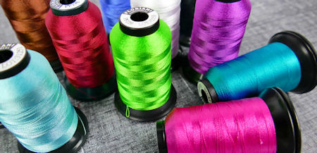 Floriani Embroidery Thread 40wt Polyester Limited Edition Colors