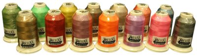 Floriani Rayon Thread Mixed 40wt