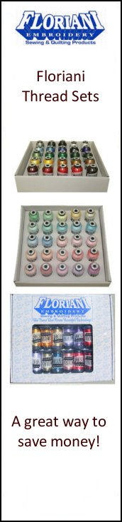 Floriani Thread Sets
