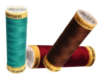 Gutermann 50wt Cotton Sewing Thread