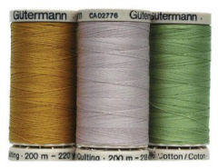Gutermann Hand Quilting Thread | Gutermann Cotton