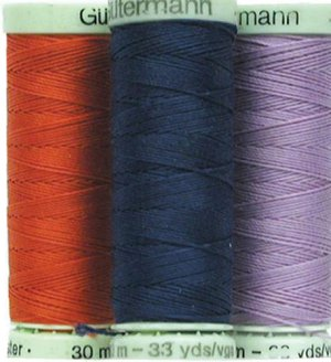 Gutermann Top Stitch Silk Thread