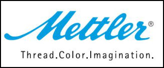mettler thread logo