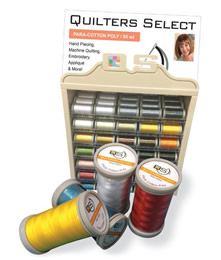 Quilters Select 80wt Para Cotton Poly