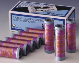 Presencia Thread 60wt Cotton Quilting/Sewing