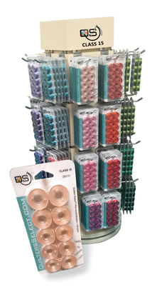 Quilters Select 80wt Para Cotton Poly Bobbins