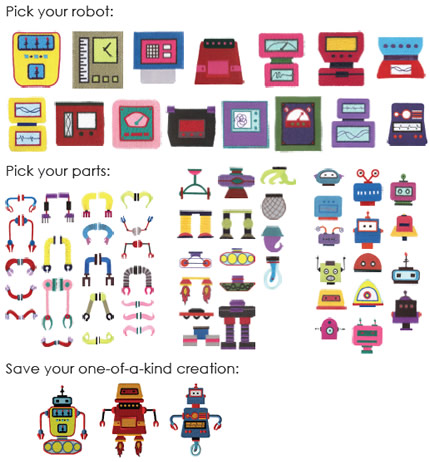 UDesign It Robots For FTC-U Only