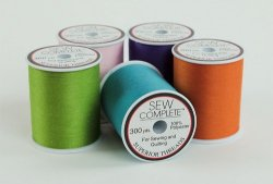 Superior Sew Complete 50wt Poly-Wrapped Poly Core Thread