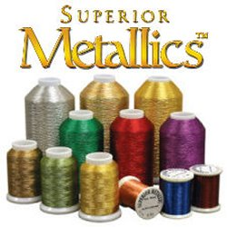 Superior Metallic Thread