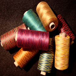 Valdani Threads 50wt Variegated