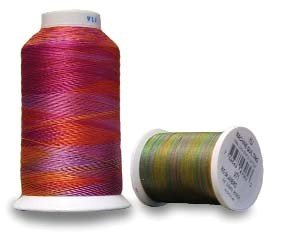 YLI Machine Quilting Thread Variegated