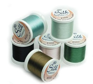 YLI Silk Thread 100 weight