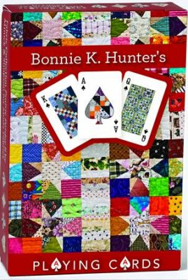 Bonnie K Hunter Quilting Playing Cards