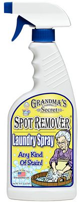 Grandma's Secret Spot Remover Laundry Spray