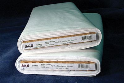 Bosal Fashion-Fuse Woven 100% Cotton Fusible Interfacing