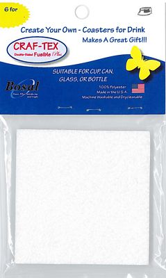 Bosal Craf-Tex Plus Craft Shapes