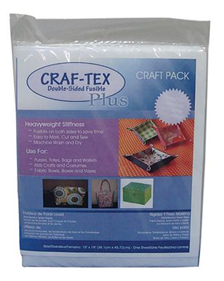 CrafTex Plus Heavyweight Double Side Fusible