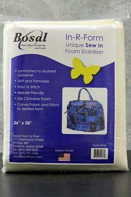 Bosal In-R-Form Sew-In Stabilizer