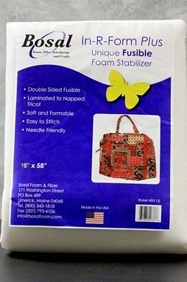 Bosal In-R-Form Double-Sided Fusible Stabilizer