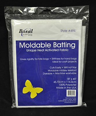 Bosal Moldable Batting