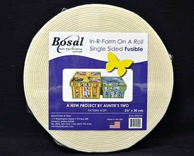 Bosal In-R-Form Single-Sided Fusible Stabilizer