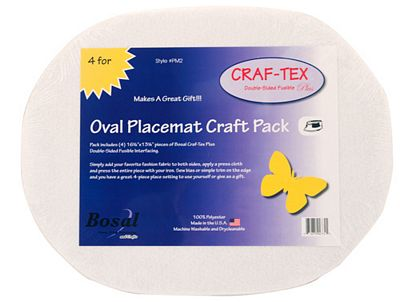 Bosal Craf-Tex Craft Shapes