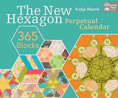 Calendar The New Hexagon Perpetual Calendar