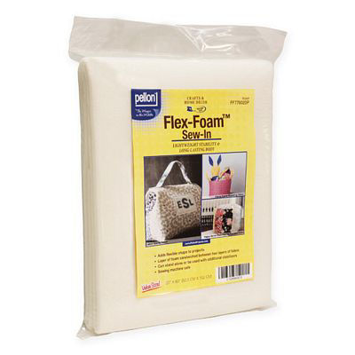 Pellon Flex Foam Sew-In Lightweight Stabilizer