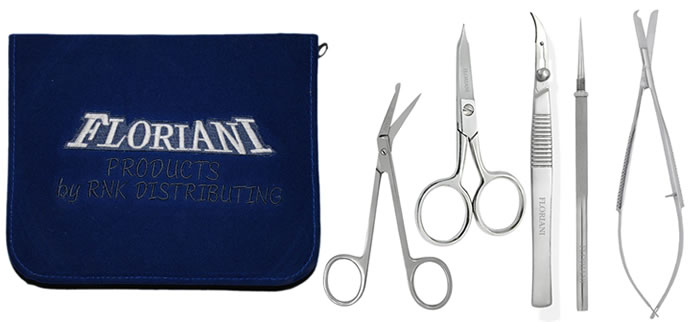Floriani Educator Favorites Tool Set