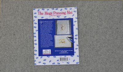 Decorating Diva Mega Pressing Mat