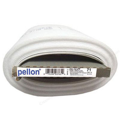 Pellon Peltex I Single Sided Fusible Stabilizer