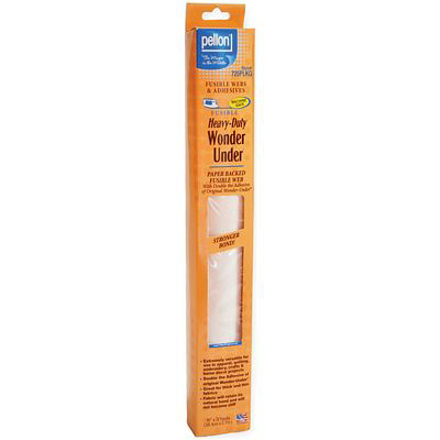 Pellon Heavy Duty Wonder-Under Fusible Web