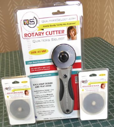 Quilters Select Rotary 60mm