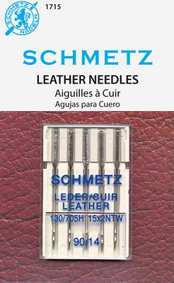 Schmetz Leather Needles