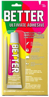 Terial Arts  BETTER Ultimate Adhesive