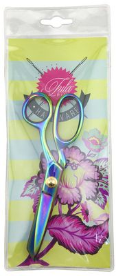 Tula Pink Bent Micro Serrated Trimmer