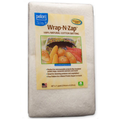 Pellon Wrap-N-Zap Batting