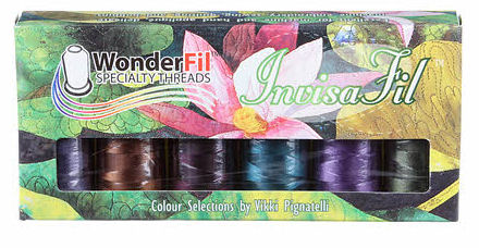 Wonderfil Thread Invisafil Pre-Pack B008