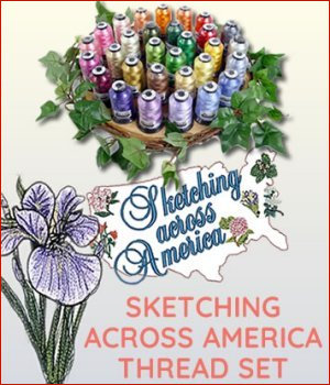 Floriani Sketching Accross America
