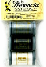 Presencia Threads Doug Leko 60wt Cotton Sampler #1