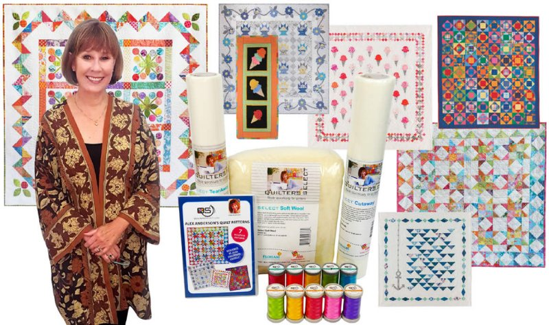 Quilters Select 15th Anniversary Celebration Bundle QSP-15ANCB